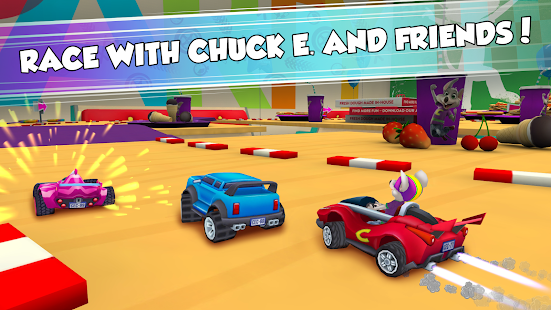 Chuck E. Cheese's Racing World 2