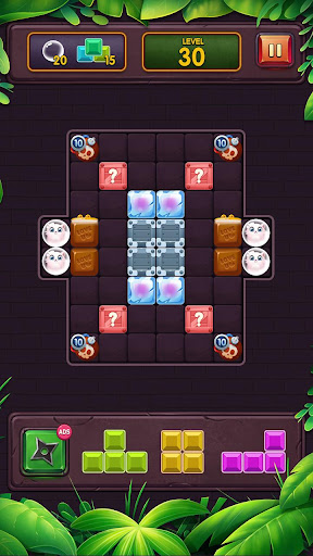 Classic Block Puzzle Game 1010 screenshot 2