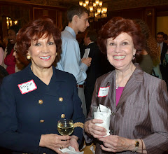Photo: Anita Bille and Maureen Nagle (Legal Search Solutions).
