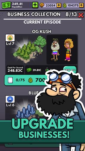 Bud Farm: Idle Tycoon - Build Your Weed Farm apkdebit screenshots 6