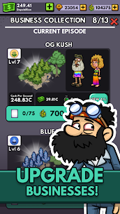 Bud Farm: Idle Tycoon Mod Apk Download For Android and Iphone 6