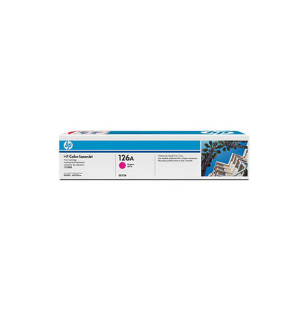 Toner HP CE313A 1,2k   magenta