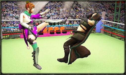 Incredible Monster Superheroes Ring Battle 6