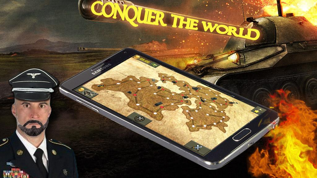 War : Conquer The World- screenshot