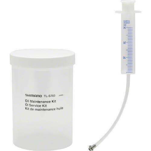 Shimano Internally Geared Hub Oiling Kit - S703