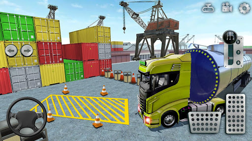 3D Truck Parking Simulator 2019: Real Truck Games 1.7 screenshots 2
