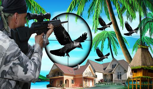 1 Shot 1 Kill: Crow Hunting free shoot Game 2019 1.0.5 Mod screenshots 1