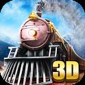 Real Euro Train Simulator -  3D Driving Game 2019 icon