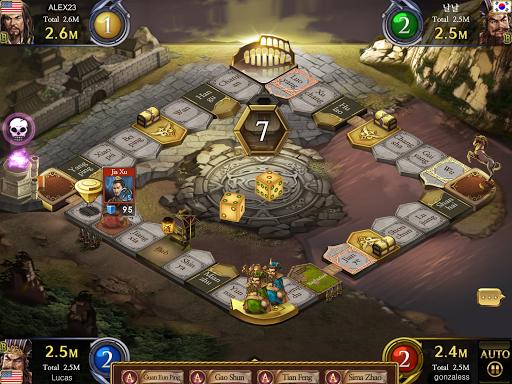 Roll Dice: Three Kingdoms  screenshots 11