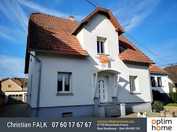 maison à Weyersheim (67)