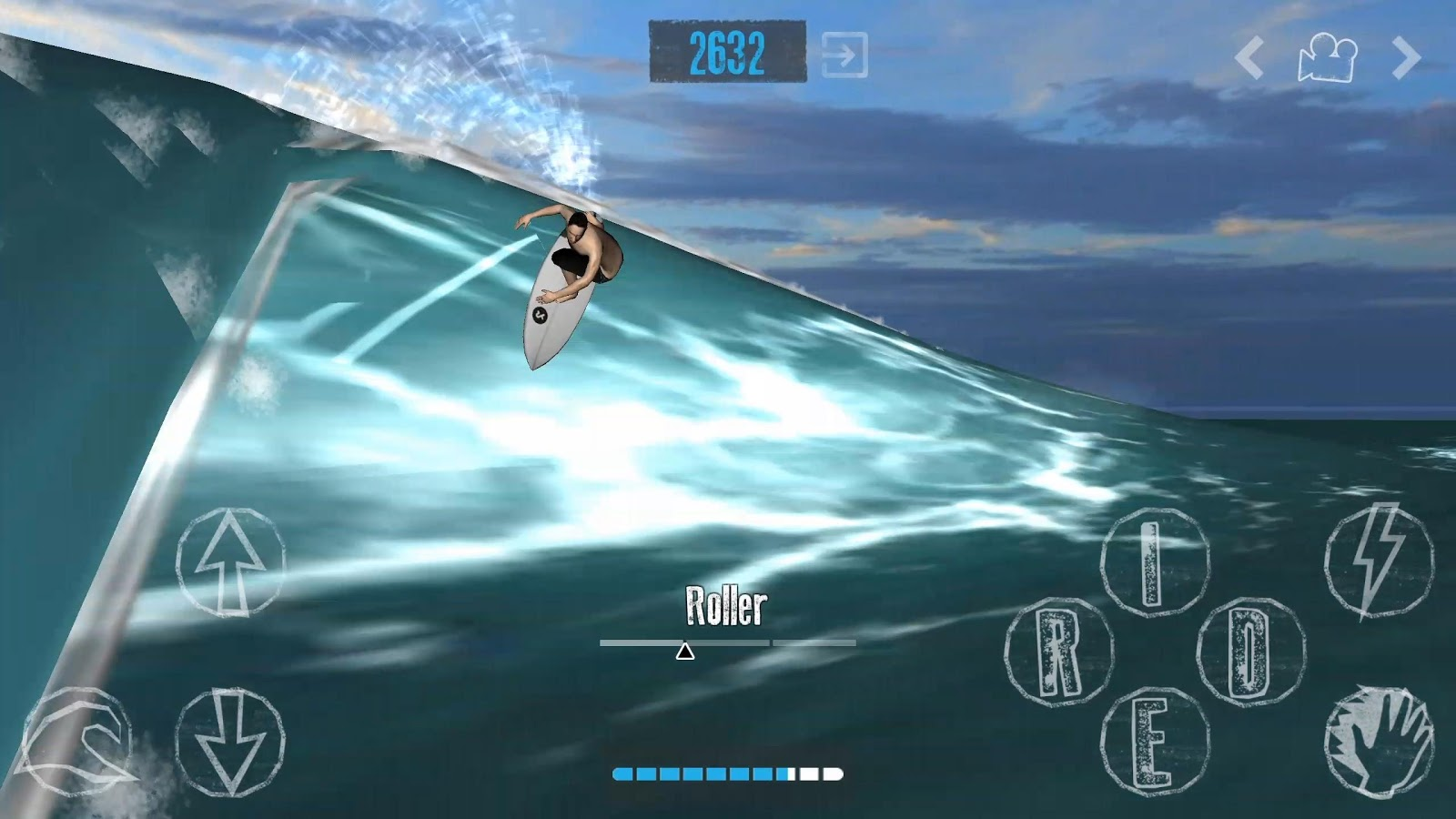 The Journey - Surf Game- screenshot