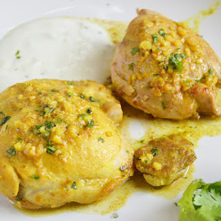 Lemon Coriander Chicken.