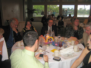 Photo: Presidential Table - June 5, 2010