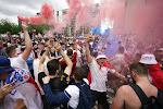 Hallucinante beelden: Engelse voetbalfans troepen samen enkele uren voor EK-finale, Marc van Ranst denkt er het zijne van