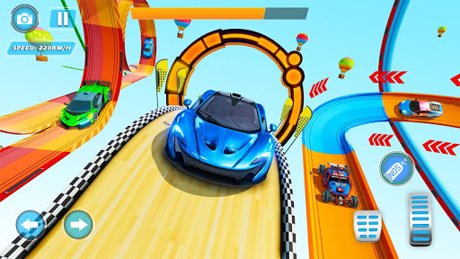 Ramp Stunt Car Racing Games: Car Stunt Games 2019  screenshots 13