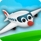 Fun Kids Planes Game icon