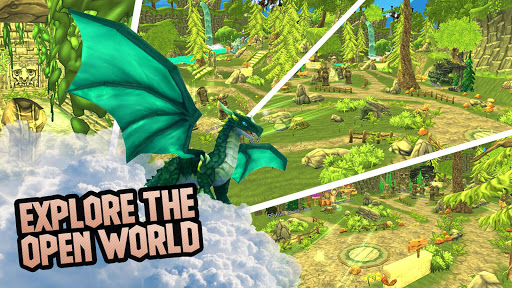 Dragon Online MMORPG 3.5 screenshots 7
