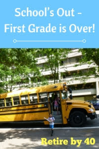 School's Out – First Grade is Over! thumbnail