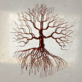 Tree and a half inches  by Brian Boyer - Artistic Objects Other Objects