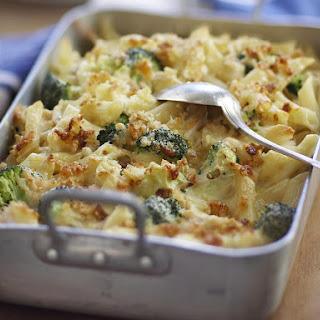 Chicken and Broccoli Casserole.