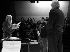 Photo: Don Olson, Mel Duncan, Frank Kroncke