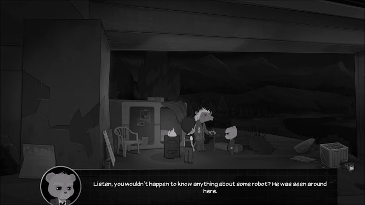 Bear With Me Screenshot Image