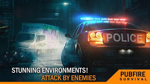Télécharger PUBFIRE: SURVIVAL SHOOTER GAME apk mod screenshots 4
