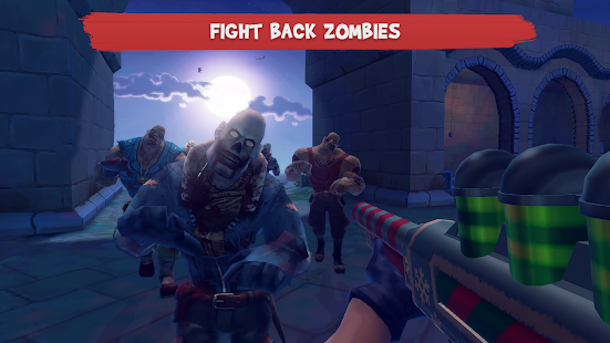 Blitz Brigade - Online FPS fun Screenshot