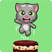 Tải Game Talking Tom Cake Jump