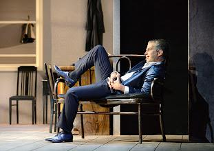 """Photo: WIEN/ THEATER IN DER JOSEFSTADT: """"LIEBELEI"""" von Arthur Schnitzler. Premiere 4.9.2014. Matthias Franz Stein. Foto-Copyright: Barbara Zeininger"""