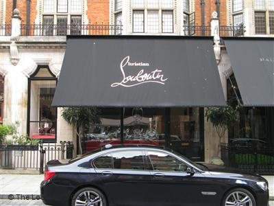 8495d2b85893 Christian Louboutin on Mount Street - Shoe Shops in Mayfair