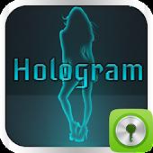 GO Locker Hologram