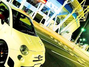 アバルト・500  のカスタム事例画像 誉~Godspeed☆us~さんの2020年10月21日14:45の投稿