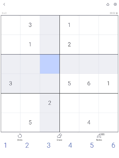 Sudoku - Sudoku puzzle, Brain game, Number game screenshots 16