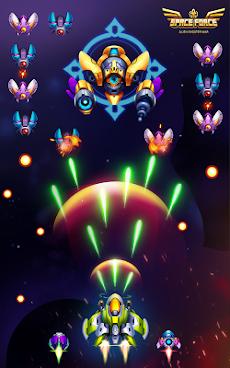 Space Force: Alien Shooter Warのおすすめ画像1
