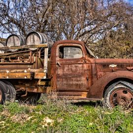 by Judy Rosanno - Transportation Other ( fredericksburg, march 2018, texas,  )