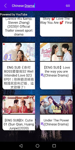 China TV, Chinese drama with English sub screenshot 8