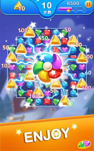 Jewel Blast Dragon - Match 3 Puzzle 1.13.3 screenshots 8