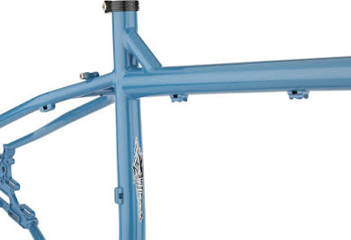 Surly Ogre Frameset - Cold Slate Blue alternate image 1