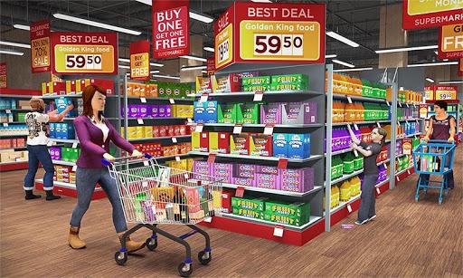 Super Market Atm Machine Simulator: Shopping Mall  screenshots 2