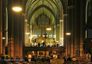 Photo: Paulskirche Schwerin  Musikvideo: http://youtu.be/F6fi8TBx_W8