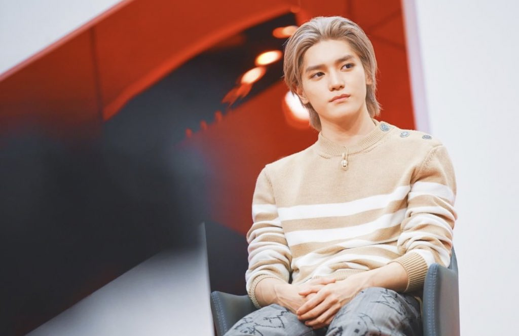 superm taeyong as we wish