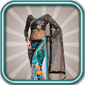 Designer Saree Photo Suit icon