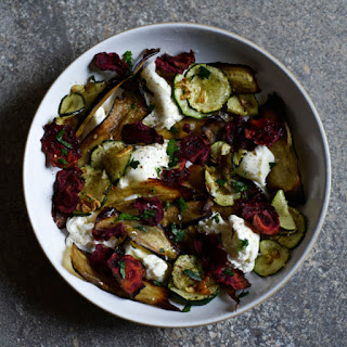 WINTER BURRATA SALAD