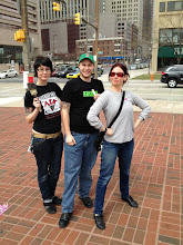 Photo: 3.18.12 ready to write mud messages in Baltimore, MD, USA