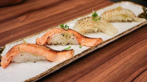 新北板橋-旬采壽司隱藏在巷弄內的日式美食(全菜單)/炙燒握壽司