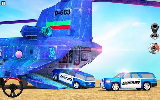 Offroad Police Transporter Truck 2019 Screenshots 2
