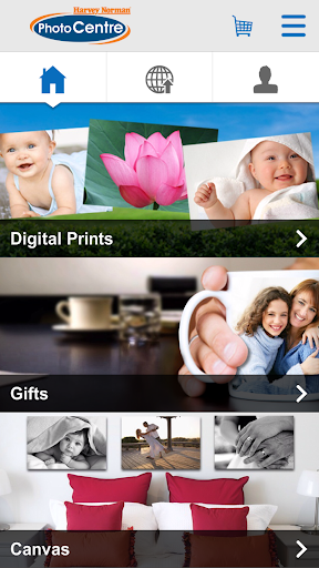 Harvey Norman Photocentre IE 7.4.6 screenshots 1