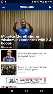 Xavier Musketeers- screenshot thumbnail