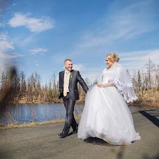 Wedding photographer Ekaterina Solonkova (thesolnce). Photo of 02.10.2017